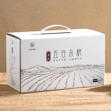 老农帝国 东北五谷杂粮礼盒装5斤