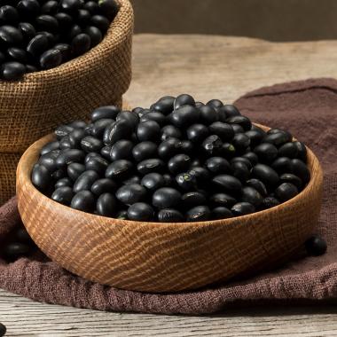 老农帝国 东北小黑豆5斤 绿心青仁打豆浆杂粮