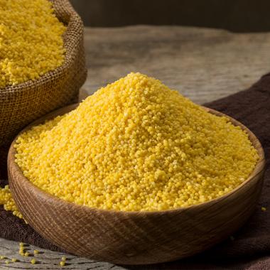 老农帝国 东北黄小米5斤 月子米小黄米小米粥