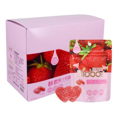 贝欧宝酵素果汁软糖(草莓味)45g*40袋
